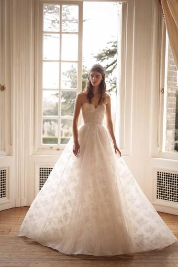 Stunning New 2021 Gala X Wedding Dresses by Galia Lahav – Bridal Musings – G-506-F