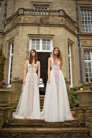 Stunning New 2021 Gala X Wedding Dresses by Galia Lahav – Bridal Musings – G-507-and-G-514-BodiceSkirtOverskirt