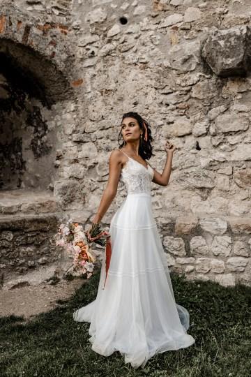 Alternative Vintage European Wedding Inspiration – Claudia Fellino Fotographie 31
