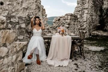 Alternative Vintage European Wedding Inspiration – Claudia Fellino Fotographie 4