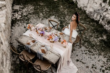Alternative Vintage European Wedding Inspiration – Claudia Fellino Fotographie 6