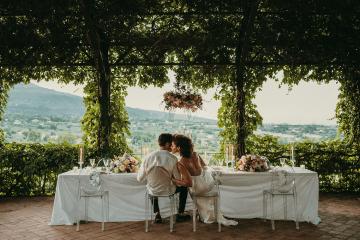 Beautiful Sicilian Wedding Inspiration at Villa di Bella on Mt Etna – Deborah Lo Castro Photography 22