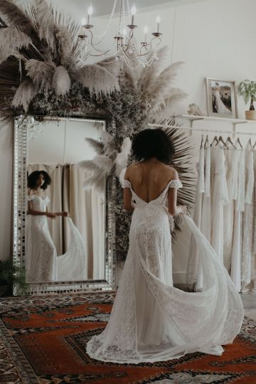 Dreamers and Lovers New Bohemian Wedding Dresses and LA Flagship Bridal Salon – Bridal Musings – Ruth Boho Wedding Dress 4