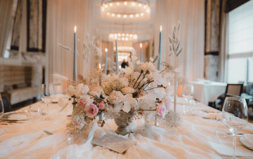 Festive Croatian Microwedding Inspiration In A Swanky Hotel