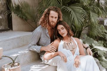 Bohemian Baja Mexico Wedding Inspiration – ACRE San Jose del Cabo – MC Weddings 1
