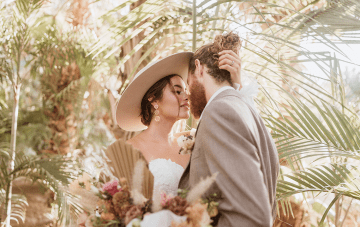 Wild & Tropical Wedding Inspiration From San Jose Del Cabo, Mexico