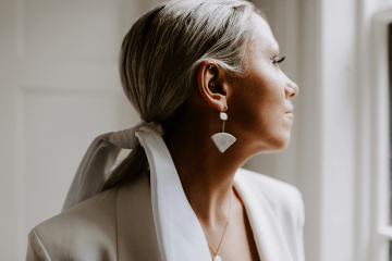Gender Fluid Wedding Inspiration at Dorfold Hall – Phoebe Jane Photography 1