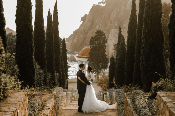Romantic Spanish Destination Wedding in Barcelona – Andrea Ferrara 13