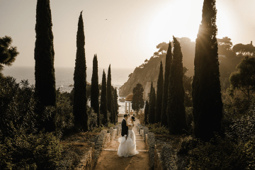 Romantic Spanish Destination Wedding in Barcelona – Andrea Ferrara 19