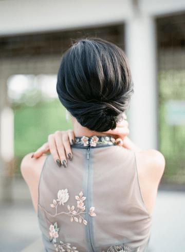Breathtaking Chinese Qipao Wedding Inspiration from Hong Kong – Angel Cheung Photography 30