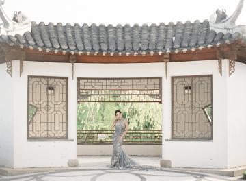 Breathtaking Chinese Qipao Wedding Inspiration from Hong Kong – Angel Cheung Photography 36