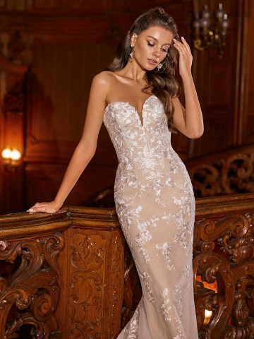 How to Plan A Luxurious Wedding At Home – Moonlight Bridal – Bridal Musings – J6822_C