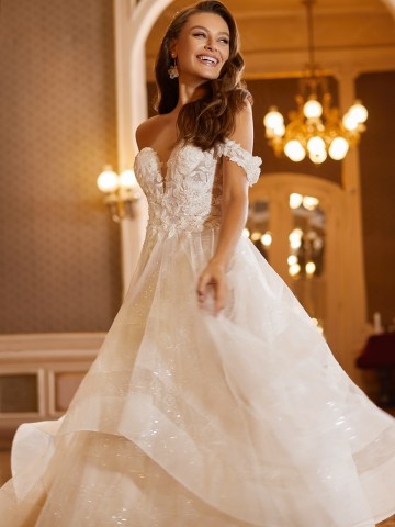How to Plan A Luxurious Wedding At Home – Moonlight Bridal – Bridal Musings – J6823_C2