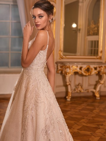How to Plan A Luxurious Wedding At Home – Moonlight Bridal – Bridal Musings – J6824_C