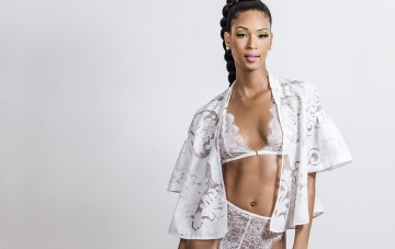 Suzy Black Makes Sexy, Luxury Lingerie For Your Wedding & Honeymoon