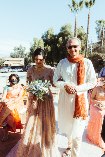 Rustic Indian Micro Wedding – Stonehurt Wedding Venue – Leilani Weddings – West Imagery Photography – PrettyParty Floral 34