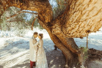 Rustic Indian Micro Wedding – Stonehurt Wedding Venue – Leilani Weddings – West Imagery Photography – PrettyParty Floral 8