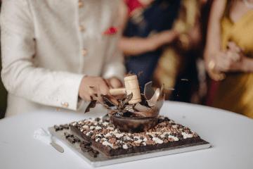 Pre Wedding Roka Celebration with Kerala Traditions – Claude Loren 20