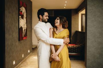 Pre Wedding Roka Celebration with Kerala Traditions – Claude Loren 22