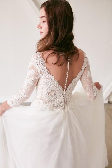 Lyra Vega Online Wedding Dresses Made-to-Measure Under 1200 – Bridal Musings 45