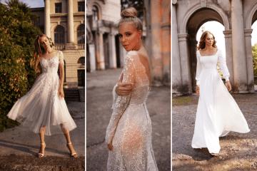 Stylish Affordable Mila Bridal Wedding Dresses Online Under 1000 – Bridal Musings