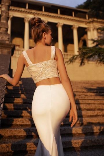 Ultra-Stylish New Wedding Dresses By Mila Bridal (For Under 1000) – Charlotte Dress – Bridal Musings 3
