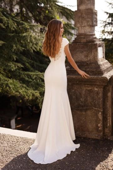 Ultra-Stylish New Wedding Dresses By Mila Bridal (For Under 1000) – Jenny Dress – Bridal Musings 7