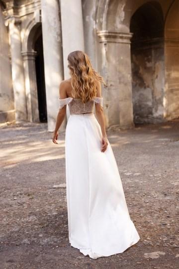Ultra-Stylish New Wedding Dresses By Mila Bridal (For Under 1000) – Lola Dress – Bridal Musings 3
