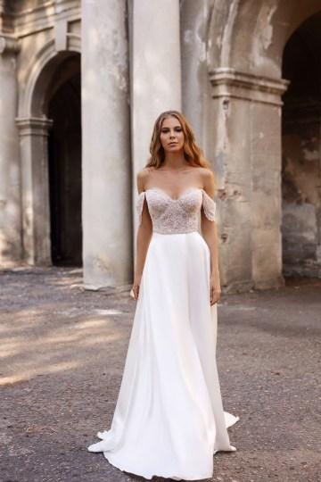 Ultra-Stylish New Wedding Dresses By Mila Bridal (For Under 1000) – Lola Dress – Bridal Musings 9