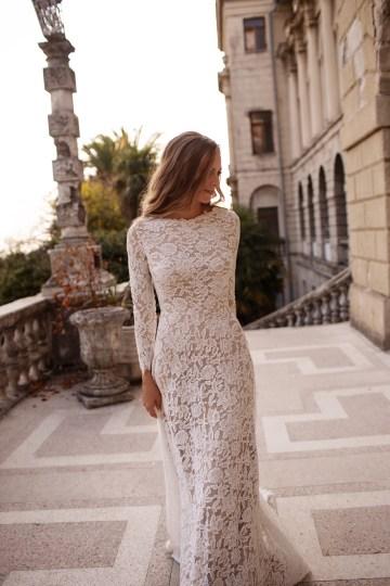 Ultra-Stylish New Wedding Dresses By Mila Bridal (For Under 1000) – Orla Dress – Bridal Musings 3
