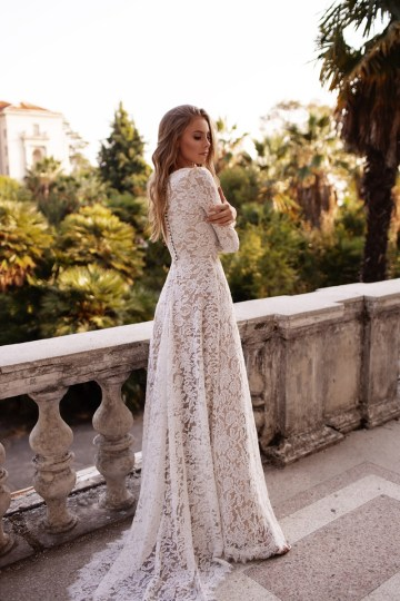Ultra-Stylish New Wedding Dresses By Mila Bridal (For Under 1000) – Orla Dress – Bridal Musings 7