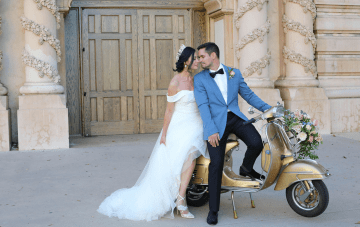 Secret Garden Wedding Inspiration At Balboa Park