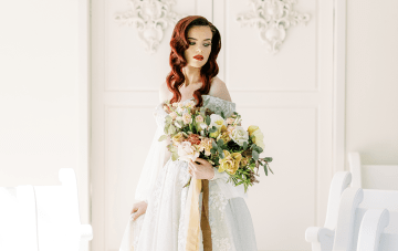 This Autumn Wedding Inspiration Makes Us Happy Summer Is Over