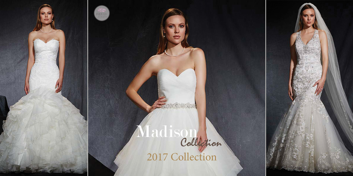 Madison Collection Wedding Dresses