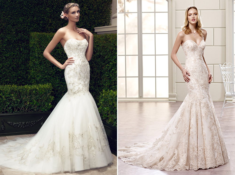Finding The Perfect Wedding Dress: How To Accentuate Your