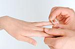 指輪を渡すタイミング