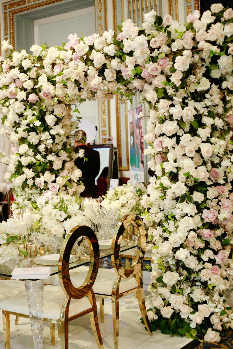 Gallery Of Pictures Elegant Wedding Bridal Showcase