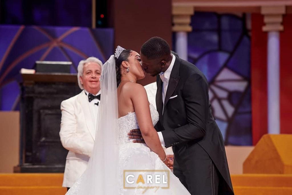 Pastor Benny Hinn Officiates The White Wedding of Pastor