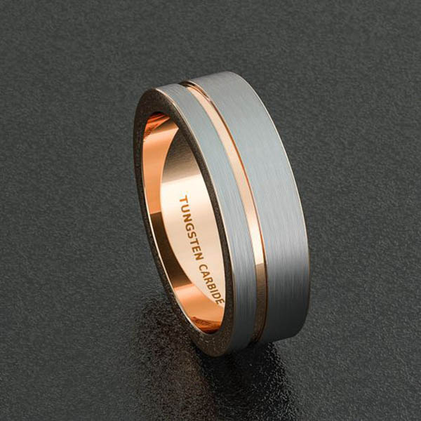 7 unique wedding bands you can pick for your groom