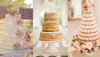 Wedding cake bride and breakfast 10 wedding cake alternatives that will make your mouth water junglespirit Choice Image