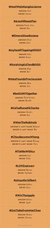 More Punny Wedding Hashtags Philippines Wedding Blog