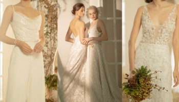 Ready To Wear Bride And Breakfast,Blush Pink Ball Gown Wedding Dress