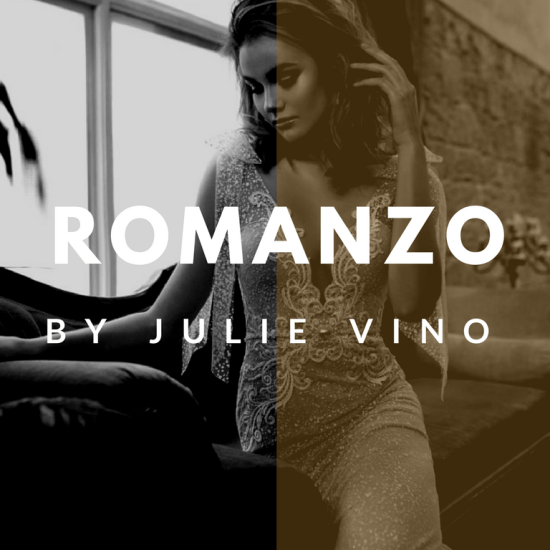 romanzo by julie vino - bridediaries