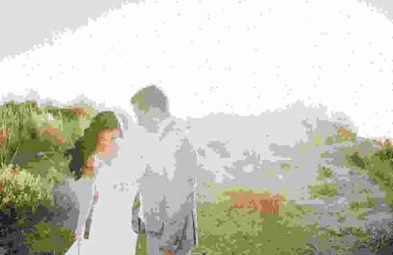 Vintage Καλοκαιρινός Γάμος στη Λεμεσό