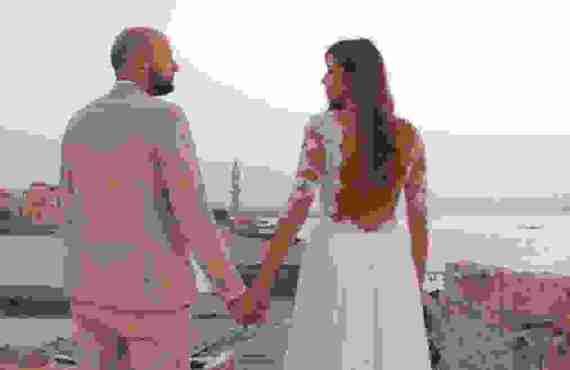 Rustic Elegant Γάμος στα Χανιά