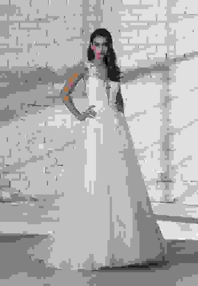 f4bdd684987 Νυφική Συλλογή Love 2019 από την Pnina Tornai - Bride Diaries
