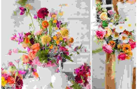Everything Bright: A Multi-Coloured Wedding