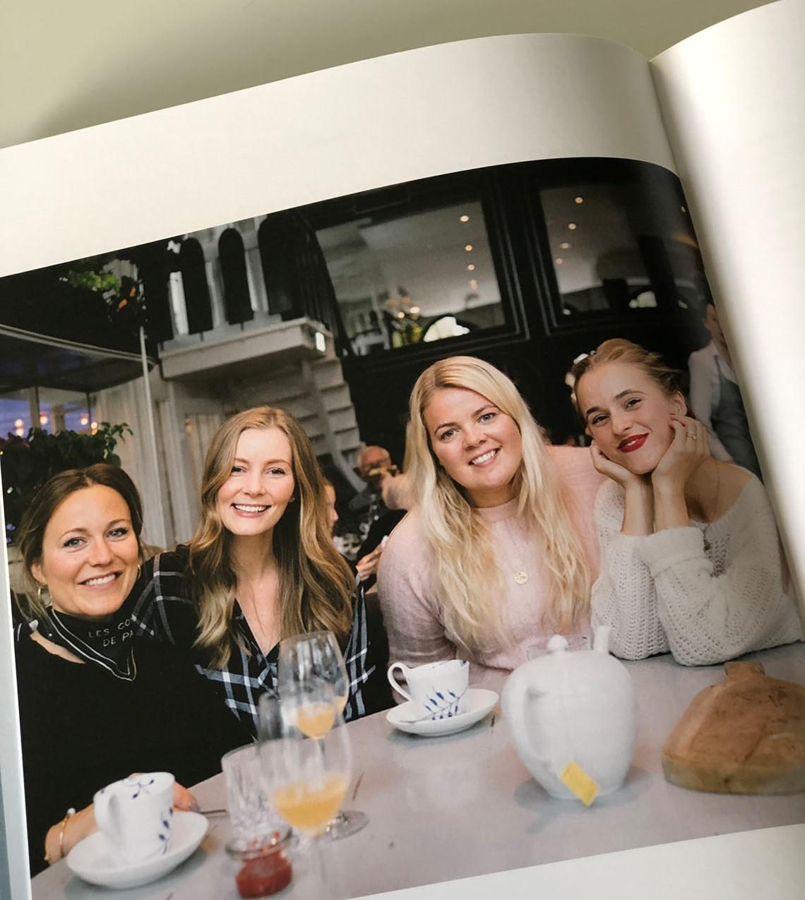 5bea3486 ... danske bloggere i kategorien livsstil – Emily Salomon, Christine  Egholm, Christina Dueholm og Cathrine Wichmand (bedre kendt som  Rockpaperdresses).