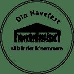 Logo fra Din havefest