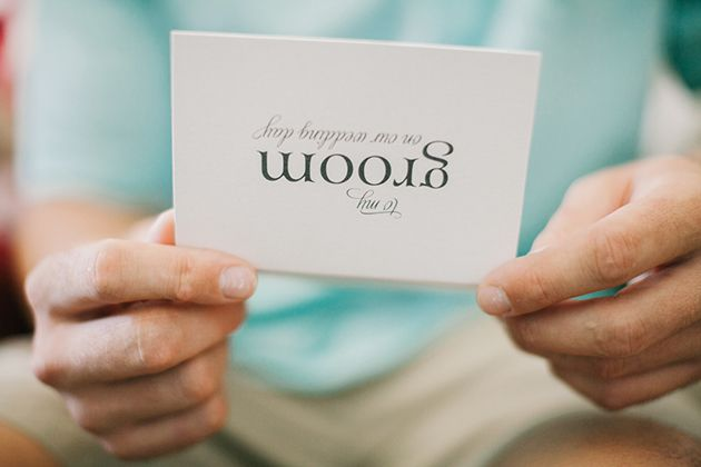 5 Ideas For Gifts To Give Your Groom On Your Wedding Day
